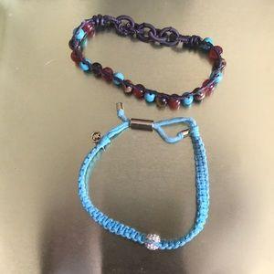 Michael kors Swarovski adjustable bracelet